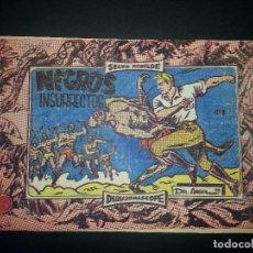 Tebeos: SELVA REBELDE Nº1 ( RICART,1956 ). Lote 94211115