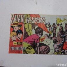 Tebeos: SAFARI Nº 36 RICART ORIGINAL CLAUDIO TINOCO. Lote 94478194