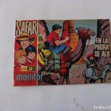 Tebeos: SAFARI Nº 45 RICART ORIGINAL CLAUDIO TINOCO. Lote 94618995