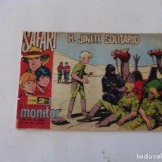 Tebeos: SAFARI Nº 46 RICART ORIGINAL CLAUDIO TINOCO. Lote 94619007