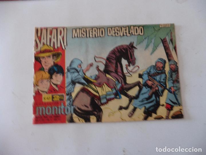 SAFARI Nº 47 RICART ORIGINAL CLAUDIO TINOCO (Tebeos y Comics - Ricart - Safari)