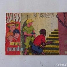 Tebeos: SAFARI Nº 48 RICART ORIGINAL CLAUDIO TINOCO. Lote 94619071