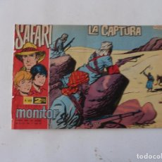 Tebeos: SAFARI Nº 49 RICART ORIGINAL CLAUDIO TINOCO. Lote 94619091