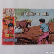Tebeos: SAFARI Nº 51 RICART ORIGINAL CLAUDIO TINOCO. Lote 94619175