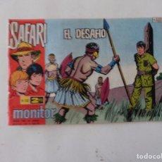 Tebeos: SAFARI Nº 52 RICART ORIGINAL CLAUDIO TINOCO. Lote 94619199