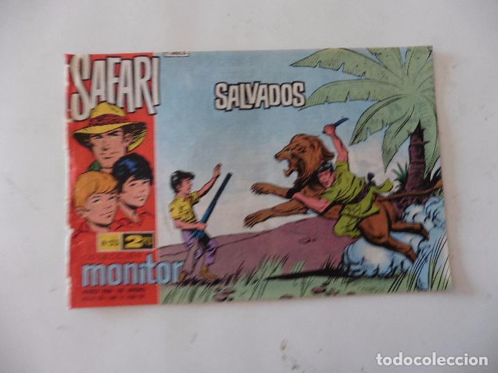 SAFARI Nº 53 RICART ORIGINAL CLAUDIO TINOCO (Tebeos y Comics - Ricart - Safari)