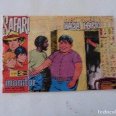 Tebeos: SAFARI Nº 54 RICART ORIGINAL CLAUDIO TINOCO. Lote 94619255