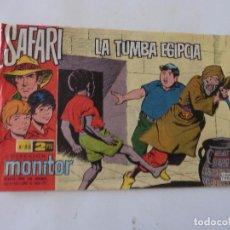 Tebeos: SAFARI Nº 55 RICART ORIGINAL CLAUDIO TINOCO. Lote 94619279