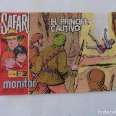 Tebeos: SAFARI Nº 56 RICART ORIGINAL CLAUDIO TINOCO. Lote 94619307