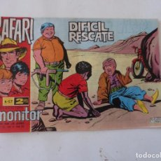 Tebeos: SAFARI Nº 57 RICART ORIGINAL CLAUDIO TINOCO. Lote 94619347
