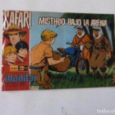 Tebeos: SAFARI Nº 61 RICART ORIGINAL CLAUDIO TINOCO. Lote 94627919