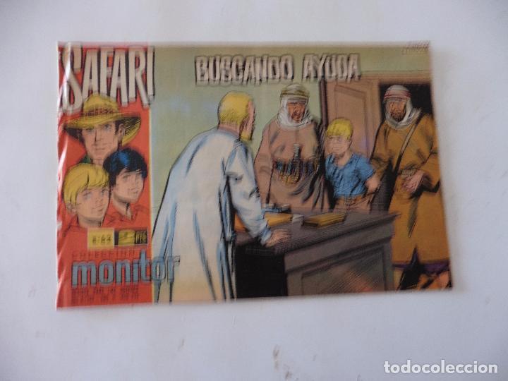 SAFARI Nº 62 RICART ORIGINAL CLAUDIO TINOCO (Tebeos y Comics - Ricart - Safari)
