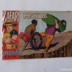 Tebeos: SAFARI Nº 63 RICART ORIGINAL CLAUDIO TINOCO. Lote 94627991