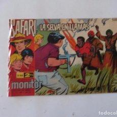 Tebeos: SAFARI Nº 66 RICART ORIGINAL CLAUDIO TINOCO. Lote 94628067