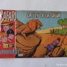 Tebeos: SAFARI Nº 69 RICART ORIGINAL CLAUDIO TINOCO. Lote 94628155