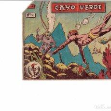 Tebeos: CAYO VERDE.1 PESETA. NUMERO 14. PICO CORTADO.. Lote 95302099