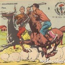 Tebeos: AVENTURAS DEPORTIVAS- Nº 5 - EL JOCKEY DESAPARECIDO- JULIO BOSCH-1965-FLAMANTE-A ESTRENAR-6954. Lote 97154607