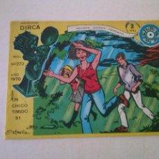 Tebeos: COL. DIRCA Nº 51 -RICART. Lote 97207923