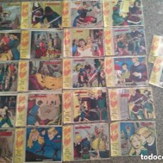 Tebeos: OCASION SUPER LOTE 20 COMICS TEBEOS ORIGINALES 1965 FLECHA Y ARTURO ,ED GRAFICAS RICART FIRME. Lote 97724383