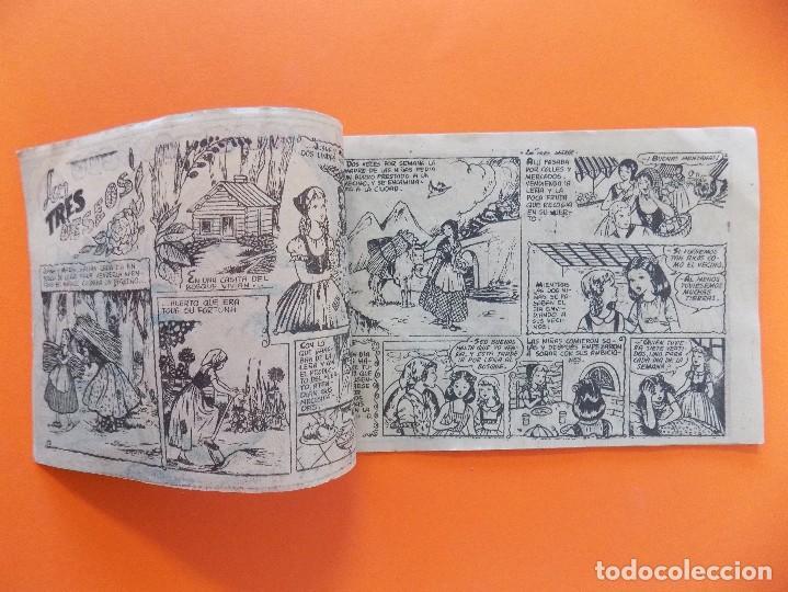 Tebeos: COLECCION AVE - LOS TRES DESEOS ... R-7674 - Foto 2 - 100216843