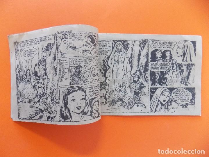 Tebeos: COLECCION AVE - LOS TRES DESEOS ... R-7674 - Foto 3 - 100216843