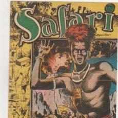 Tebeos: SAFARI Nº 5. RICART 1953. DIFICIL.... Lote 101137607