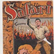 Tebeos: SAFARI Nº 8. RICART 1953. MUY DIFICIL.... Lote 101140571