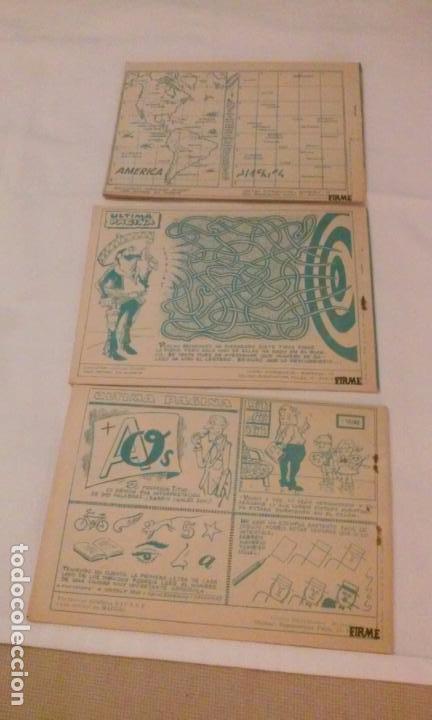 Tebeos: FLECHA Y ARTURO NUMEROS 4-5 Y 6 (ANTIGUOS ) - Foto 5 - 101277295
