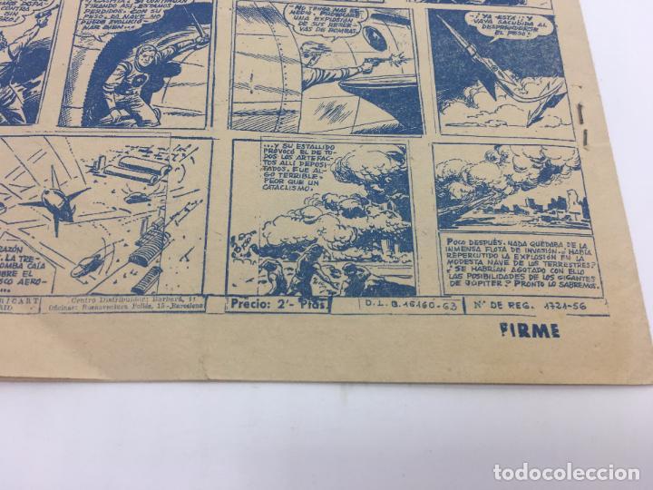 Tebeos: PLATILLOS VOLANTES 2ª SERIE Nº 13 lucha desigual EDITA RICART - 1956 - Foto 4 - 103064295
