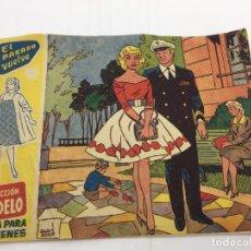 Tebeos: COLECCION MODELO Nº 14 GRAFICAS RICART AÑO 1958. Lote 103084043