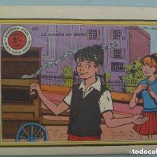 Tebeos: LA GARDENIA AZUL : LA ALEGRIA DEL BARRIO . Nº 198 . 1968. Lote 103866607