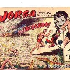 Tebeos: JORGA (15X21) (RICART) Nº 4. Lote 104503691