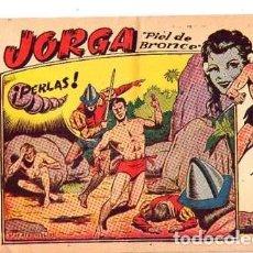 Tebeos: JORGA (15X21) (RICART) Nº 5. Lote 104503847