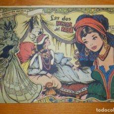 Tebeos: TEBEO - COMIC - COLECCIÓN GACELA - LAS DOS HIJAS DE RAJÁ - Nº 44 - RICART -. Lote 105861015