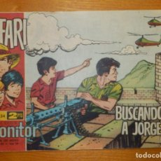 Tebeos: TEBEO - COMIC - SAFARI - BUSCANDO A JORGE - Nº 34 - RICART -. Lote 105862599