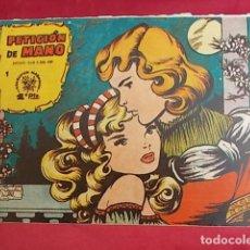 Tebeos: COLECCIÓN MAGNOLIA. Nº 1. PETICIÓN DE MANO. RICART. Lote 107810783