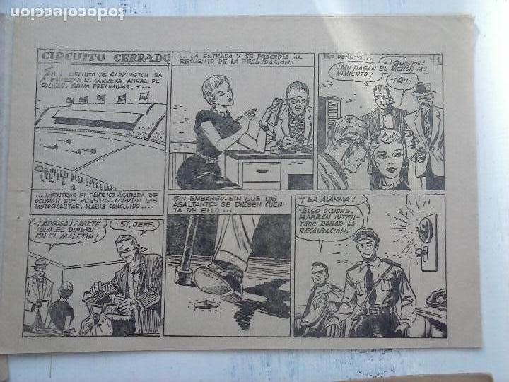 Tebeos: AVENTURAS DEPORTIVAS RICART ORIGINALES 1 PTS. - 1957 NºS - 9,17,19 - Foto 5 - 108373835