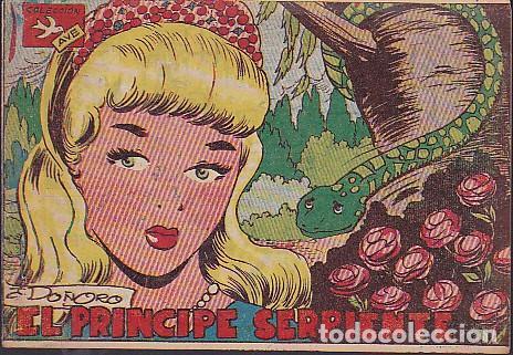 COMIC COLECCION AVE 2ª SERIE Nº 323 (Tebeos y Comics - Ricart - Ave)