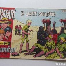 Tebeos: SAFARI Nº 46 - CLAUDIO TINOCO - RICART ORIGINAL CSADUR86. Lote 109451751