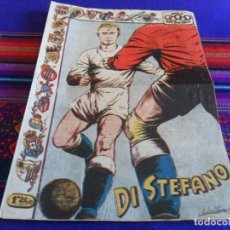 Tebeos: ASES DEL DEPORTE Nº 30 DI STEFANO REAL MADRID C.F. RICART 1,25 PTS. MUY RARO.. Lote 109785883
