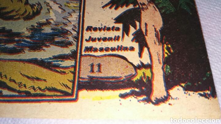 Tebeos: JORGA PIEL DE BRONCE. NUMEROS 10 Y 11 - Foto 5 - 111053158