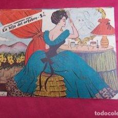 Giornalini: COLECCION GARDENIA AZUL. Nº 2. LA HIJA DEL ORFEBRE. RICART. Lote 112172923