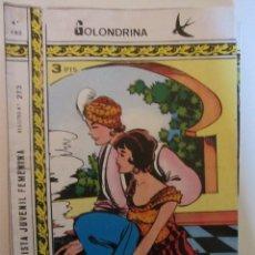 Tebeos: GOLONDRINA REVISTA JUVENIL FEMENINA Nº 192. Lote 114305799
