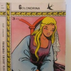 Tebeos: GOLONDRINA REVISTA JUVENIL FEMENINA Nº 194. Lote 182258000