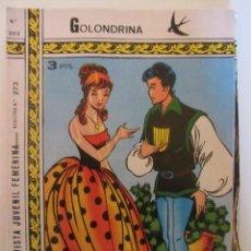 Tebeos: GOLONDRINA REVISTA JUVENIL FEMENINA Nº 202. Lote 114306151