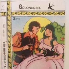 Tebeos: GOLONDRINA REVISTA JUVENIL FEMENINA Nº 218. Lote 114306655
