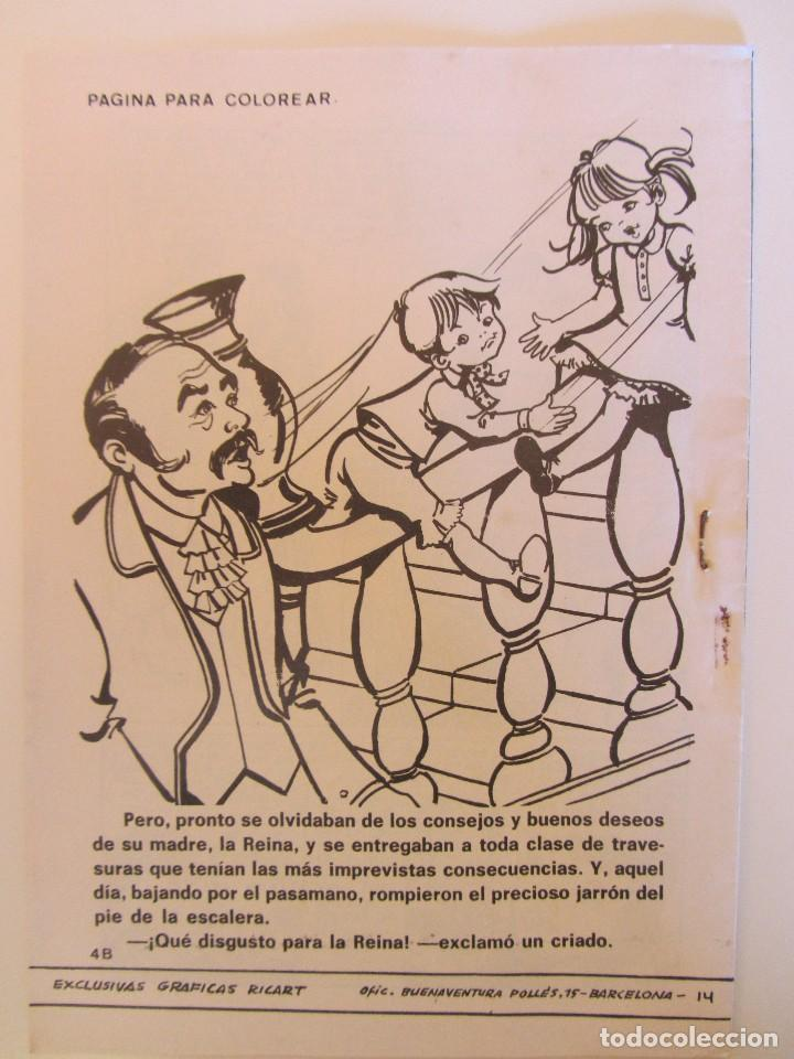 Tebeos: GOLONDRINA REVISTA JUVENIL FEMENINA Nº 216 - Foto 2 - 182258438