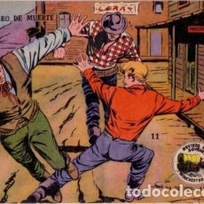 Tebeos: WINCHESTER JIM - Nº 11 -GRAN WESTERN- 1963- DESCUBRA A JULIO BOSCH- BUENO-LEAN- 8190. Lote 115102179