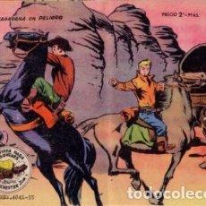 Tebeos: WINCHESTER JIM - Nº 14 -GRAN WESTERN- 1963- DESCUBRA A JULIO BOSCH- BUENO-LEAN- 8191. Lote 115102635