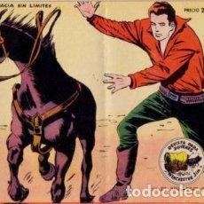 Tebeos: WINCHESTER JIM - Nº 15 -GRAN WESTERN- 1963- DESCUBRA A JULIO BOSCH- BUENO-LEAN- 8192. Lote 115103319